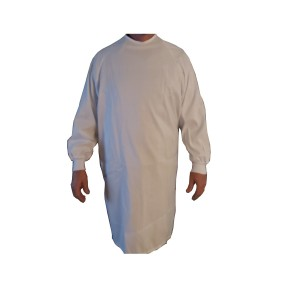 Long Sleeve Re-usable  Gown