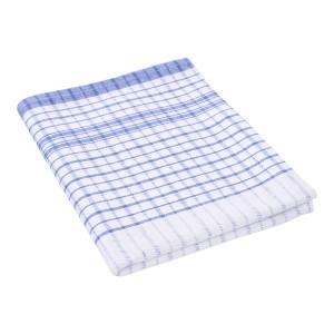 Heavy Weight Blue Stripe Tea Towel