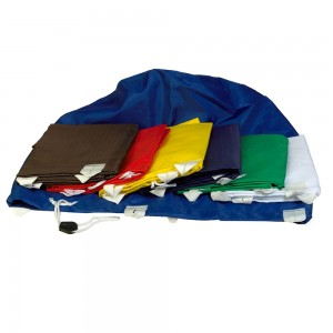 Heavy Duty Polyester Laundry Bag, 72x64cm Various Colours