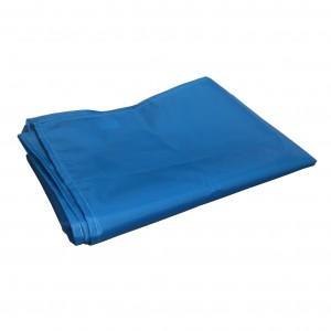 Slide Sheet Silicon Double Polyglide , Blue - 135x190cm