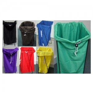 Laundry Bag, 75cm length + 35x45cm base, Various Colours Available