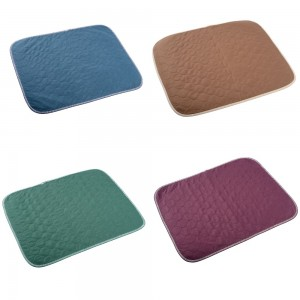 Deluxe Chair Pad Waterproof Backing, 60 x 50cm - Various Colours