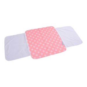 Large Pinkie Pad Linen Protector Cotton/Polyester Top + tuckins