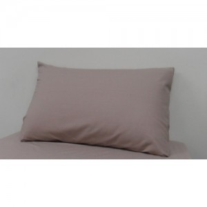 Single Fitted Sheet 50/50 Poly Cotton - Mushroom