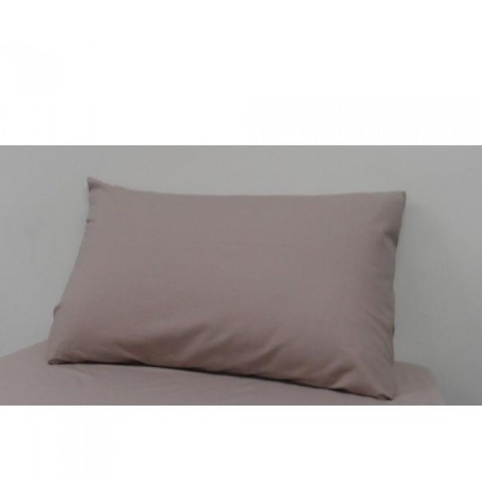 Pillowcase 50 / 50 Poly Cotton - Mushroom