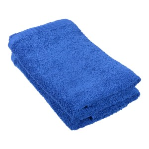 Towel Vat Dyed - Royal Blue 68 x 137cm
