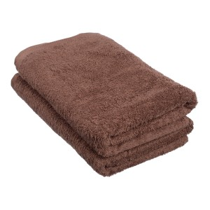 Towel Vat Dyed - Chocolate 70 x 140cm