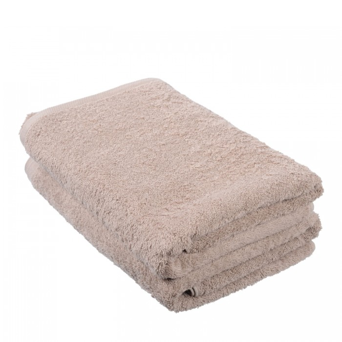 Towel Vat Dyed - Mushroom 70 x 140cm