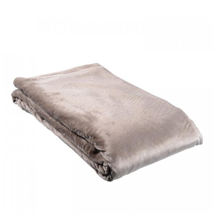 Ultra Plush Blanket - Mushroom - Single