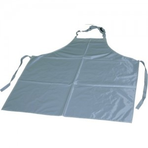 Waterproof Apron Machine Washable (with Ties + adjustable neck)
