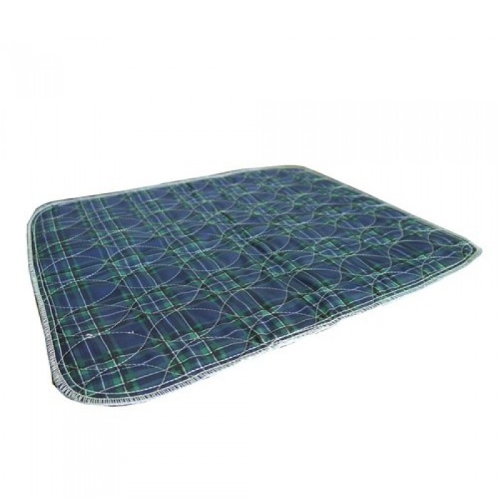 Drycare Absorbent Chairpad Waterproof 45 x 50cm, Tartan