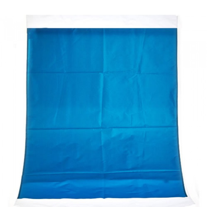 Slide Sheet Silicon Polyglide , Blue 95x135cm
