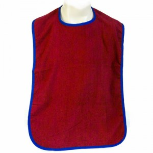Terry Towelling Clothing Protector, 44x75cm - Various Colours