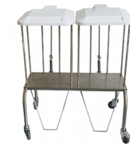 WHS Laundry Cart