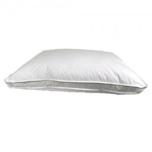 Polyester Microfibre Fill Luxury Pillow, Standard Size 45x70cm,